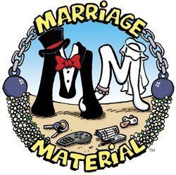marriage material logo